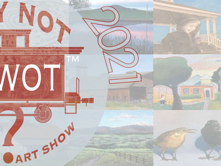2021 Why Not Niwot? Exhibition