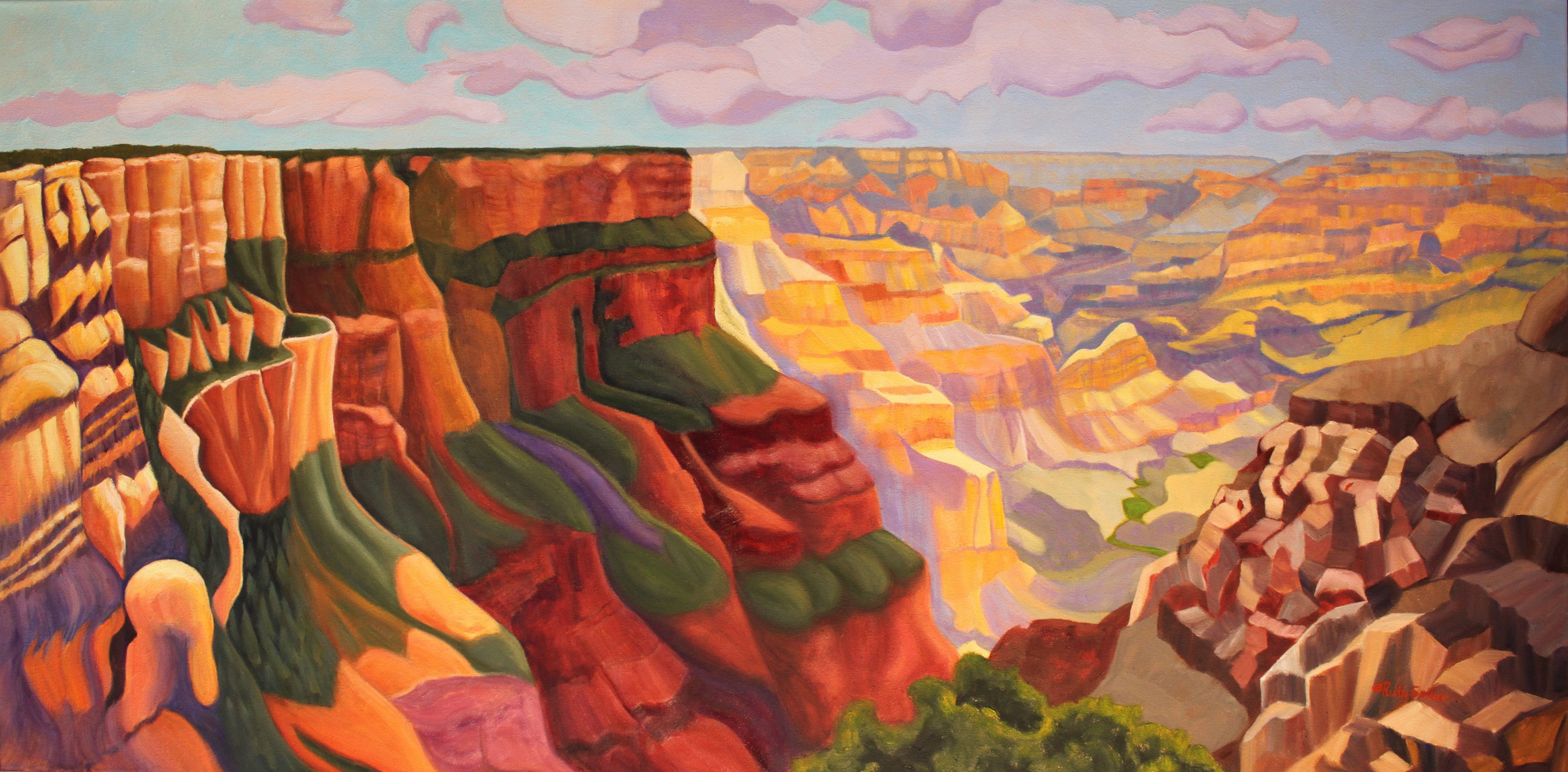 Soller_TheAbyssGrandCanyon_oil_24x48_$22