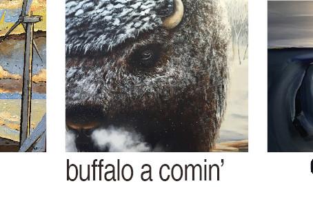 Buffalo a Comin' | November 2014