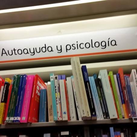 Libros de Autoayuda o Hacer Terapia?