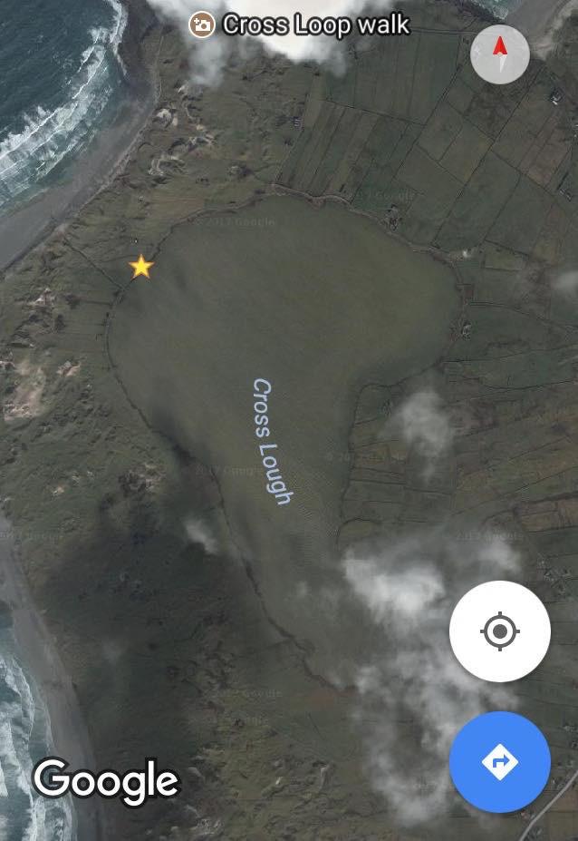 Cross Lake