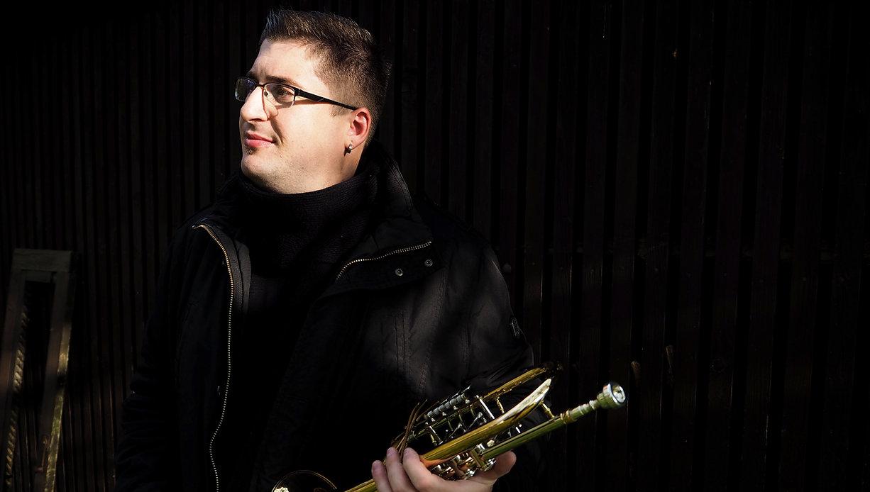 Simon Schäfer, Trompete, Duo Festivo, Trompetenworkshops, Musik, Trompeter, Solotrompeter