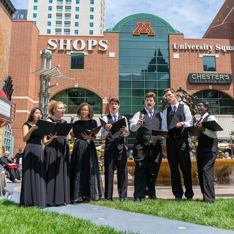 LHS Center Street Singers