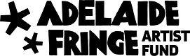 Adelaide Fringe Artist Fund Black & White Logo