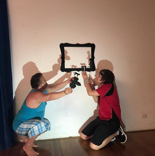 Actors Gym Puppeteer Workshops Series RPAC 2018