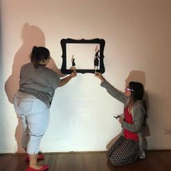 Actors Gym Puppeteer Workshop Series RPAC 2018