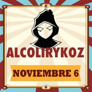Alcolirykoz Noviembre 6