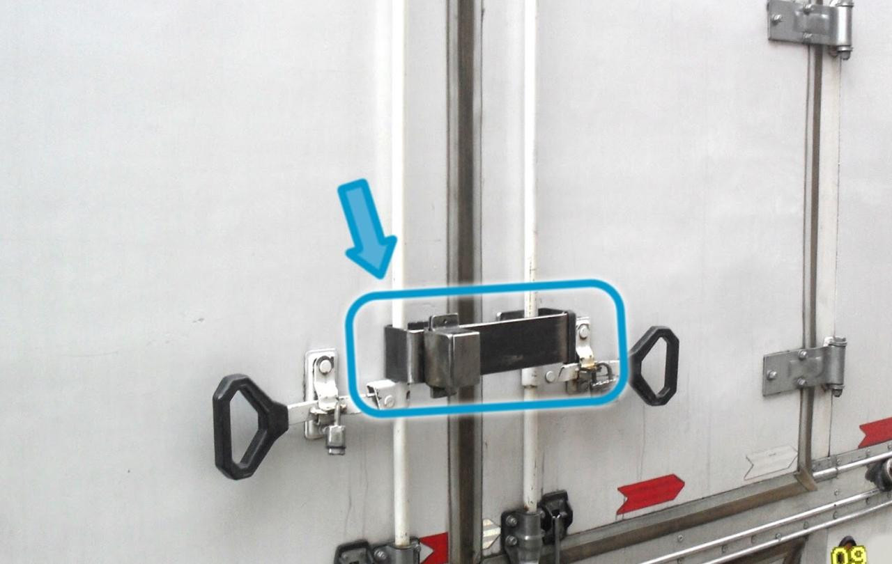 Cerraduras electrónicas de apertura remota.