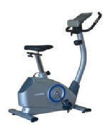 B750T ◎eHuntSun Vertical exercise bike 8-segment manual 立式健身車8段手動