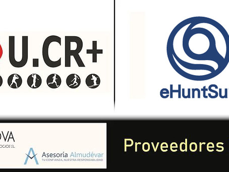U.CR+ y eHuntSun seguirán siendo parte de nuestra preparación