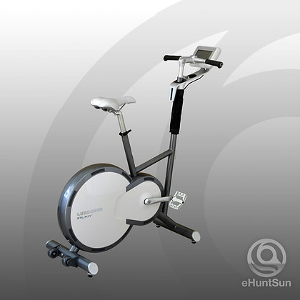 AR1000 ◎eHuntSun  AR1000 self-powered upright Bike
