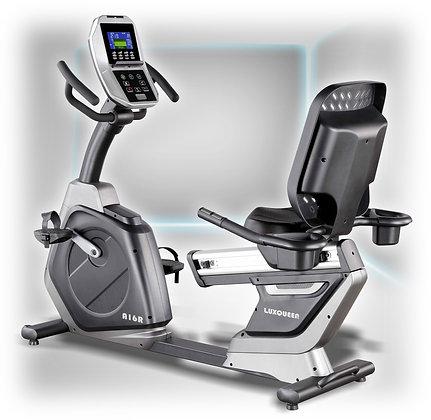A16R CYCLER ◎eHuntSun   Electric recumbent exercise bike 16 segments 臥式健身車 16段電動