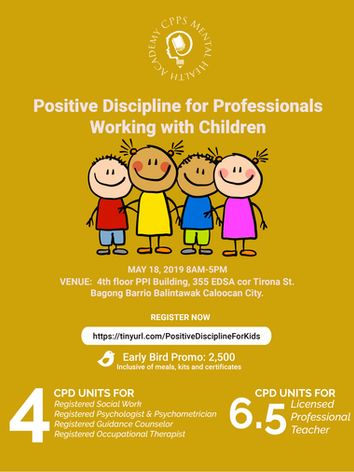 Positive Discipline for Professionals
