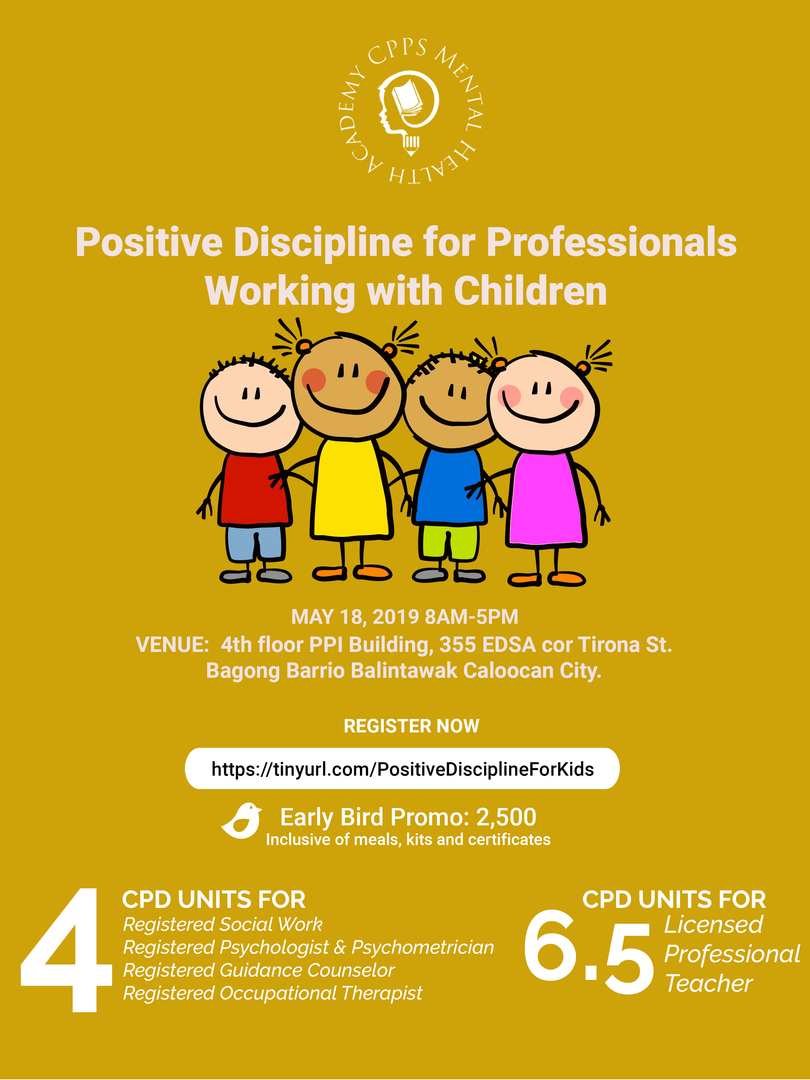 Positive Discipline for Professionals