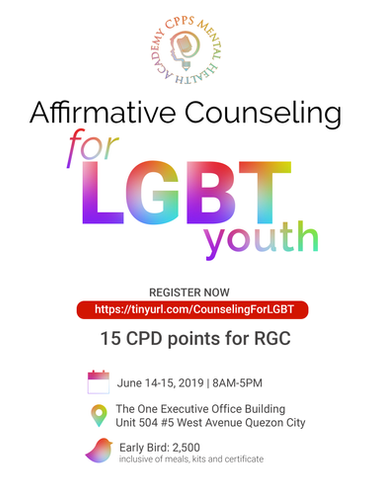 Affirmative Counseling for LGBTQ