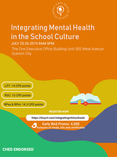 Integrating Mental Health in the School Culture
