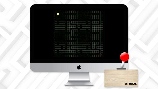 (B) Maze