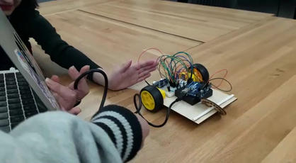 Playing with Motors