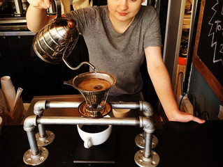 340 Grams is Not 340 Grams. Pour-Over: To Use a Stand or Not to Use a Stand?