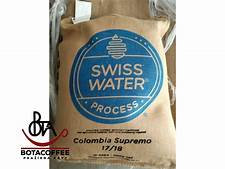 Decaf Colombia Excelso EP Swiss Water