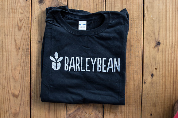 Black Barley Bean Tee