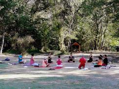 Yoga avec Delphine Presles