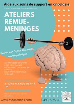 Ateliers Remue-meninges