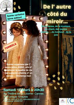 De l' autre coté du miroir