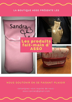 Les produits fait-main d' ASSO