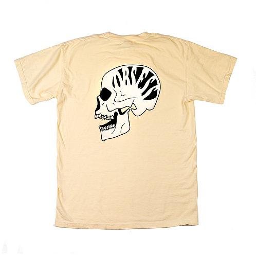 Ivory Skull T-Shirt