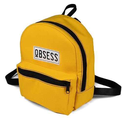 Sunflower Yellow Mini Backpack