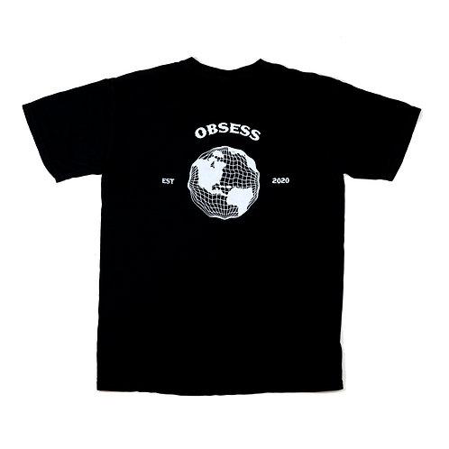 Black Globe T-Shirt