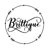 Brittique logo
