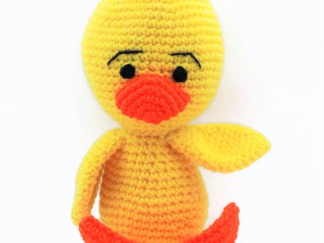 Crochet Duck Pattern info