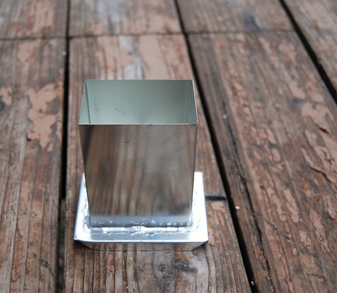 Rectangle Candle Mold (2 x 3 x 4)