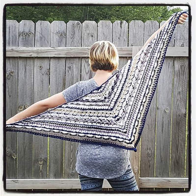 I'm close to releasing the #dreamershawl