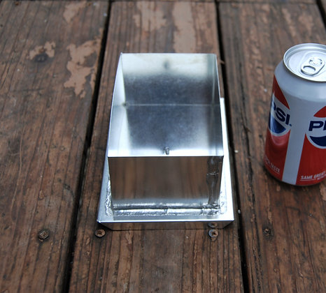 Rectangle Candle Mold (2.5 x 3.5 x 5.5)