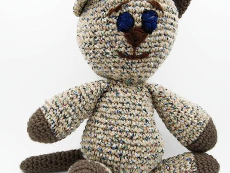 Crochet Cat Photos and pattern info