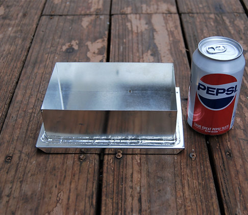 Rectangle Candle Mold (2 x 4 x 6.5)