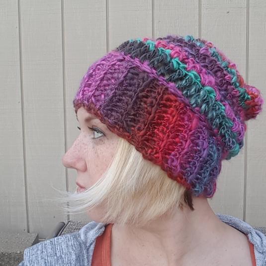 Yesterday hat free crochet pattern