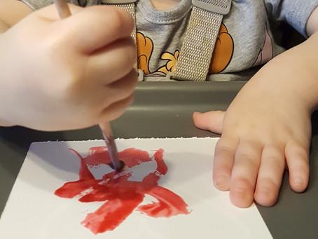 Easy Kids' Valentine's Day Craft Idea