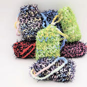 crochet soap cozies