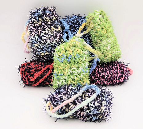 Good Morning Soap Cozy Crochet Pattern