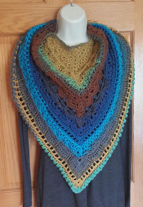 Dreamer Shawl Crochet Pattern Crochet Shawl Pattern Scarf Pattern