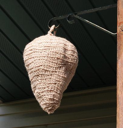 PDF Crochet Pattern for Wasp/Hornet Nest
