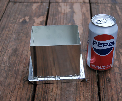 Rectangle Candle Mold (3 x 3.5 x 4)