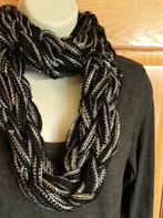 red heart sashay yarn black scarf.png
