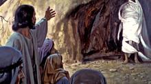 Human Passport To Immortality: The Resurrection / Initiation of Lazarus