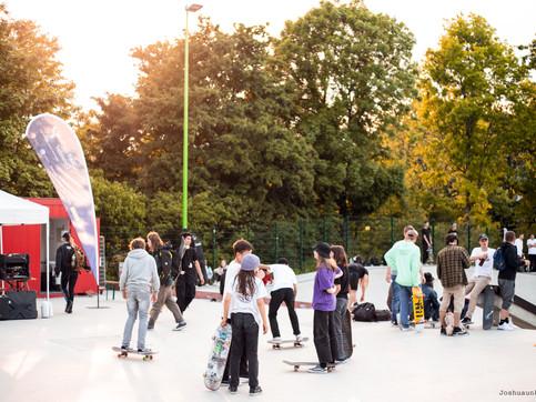 Skatepark Düsseldorf Eller - Kick Off 2019