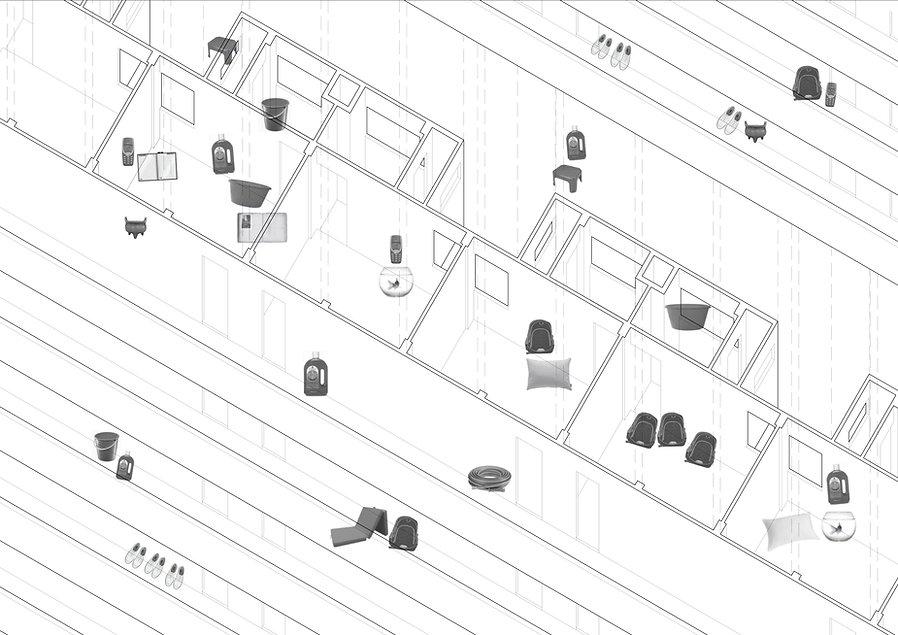 serene ng, lilian chee, 03-flats, exhibition. 03 flats, 3 flats, singapore, domesticity